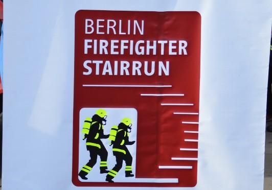 Teilnahme beim 5. Berliner Firefighter Stairrun erfolgreich